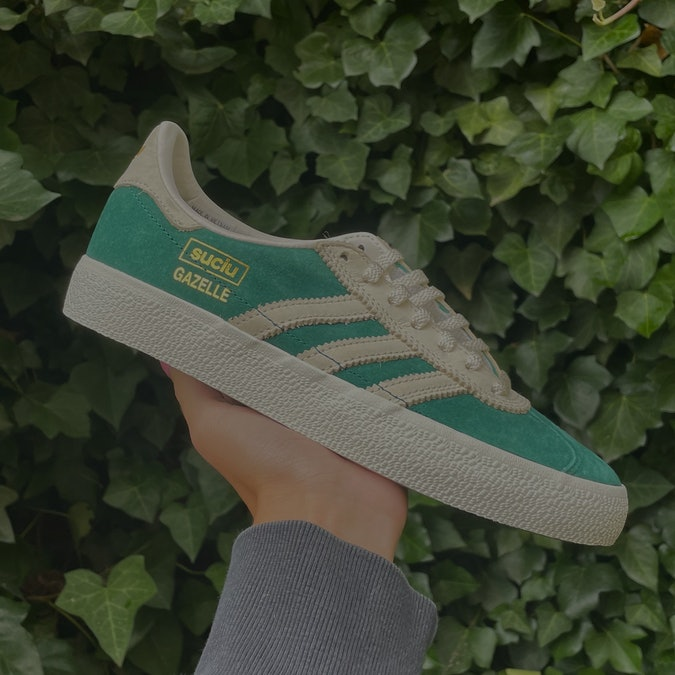 Adidas Mark Suciu Gazelle ADV sneaker