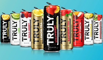 Truly LA will be a hard seltzer taproom opening in 2022.