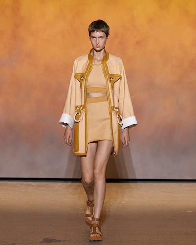 Hermès Spring/ Summer 2022 Runway look