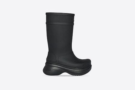 Balenciaga Crocs Boot