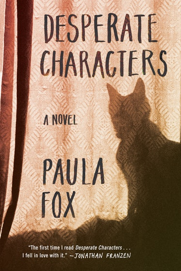 Beck reads 'Desperate Characters by Paula Fox on 'You.'