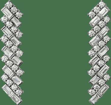 Reflection de Cartier Earrings