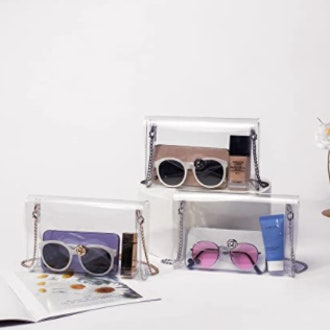 Vorspack Clear Purse