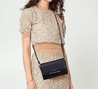 Roulens Small Crossbody Shoulder Bag