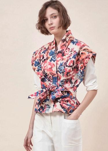 Adi Organic Cotton Vest