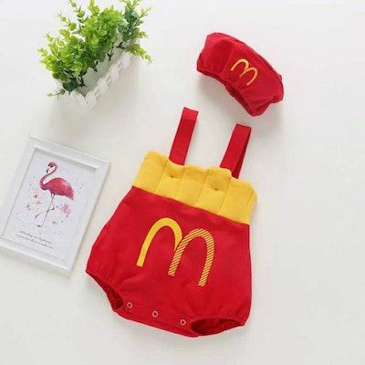Baby McDonalds Costume