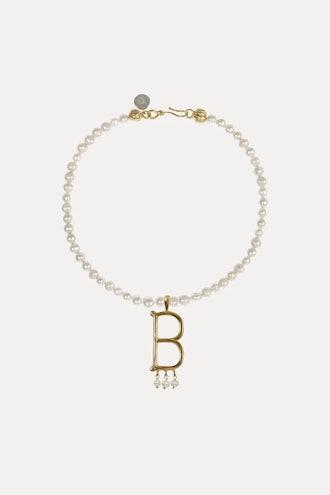 Dilara Findikoglu Boleyn necklace