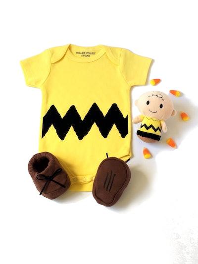 Baby Boy Charlie Brown Costume