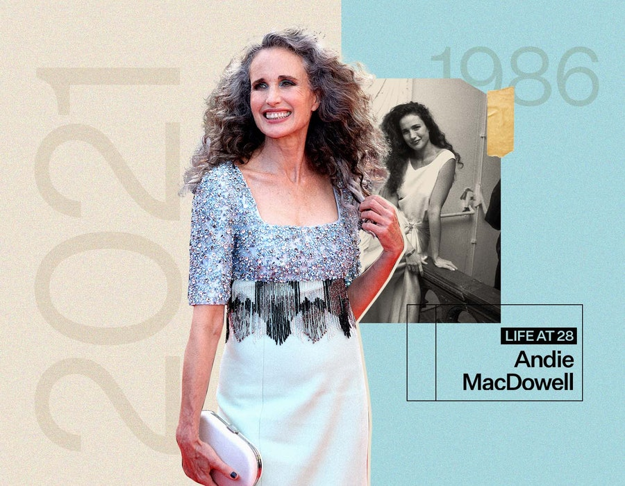 'Maid' star Andie MacDowell at 63 and 28