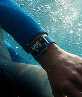 Apple Watch Series 7 is water resistant up to 50 meters for up to 30 minutes.