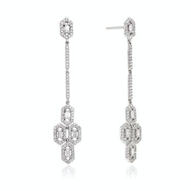 Deco Drop Earrings Sheryl Jones