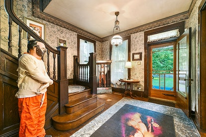 Buffalo Bill's house from 'The Silence of the Lambs' is available to rent.