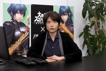 Smash Ultimate Mr. Sakurai Presents