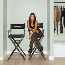 Emma Grede On Good American jeans, Khloe Kardashian, and plus-size denim.