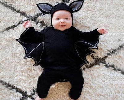 Black Bat Costume