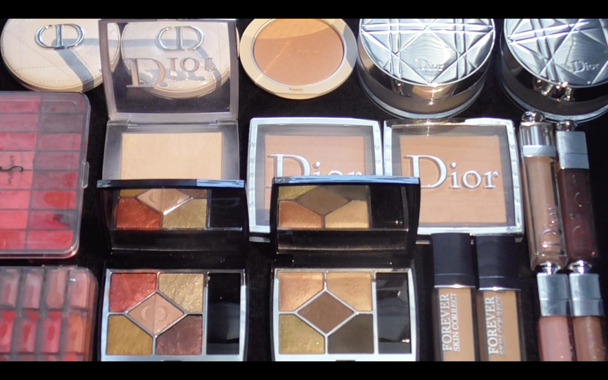 Dior products