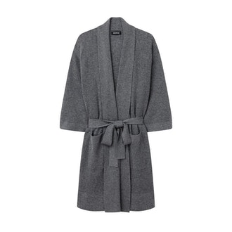NAADAM Recycled Cashmere Waffle Robe