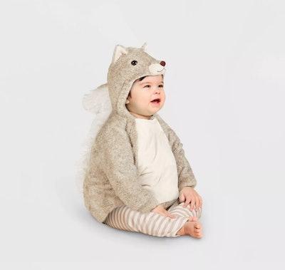Hyde & EEK! Boutique™ Baby Pullover Squirrel Halloween Costume