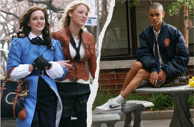 How to dress as Gossip Girl characters for Halloween
