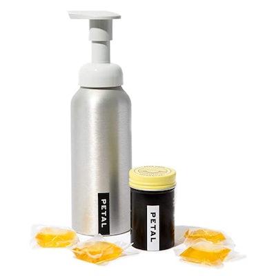 Petal Foaming Soap Dispenser with Refills
