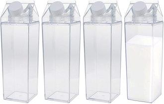Yarlung milk carton water bottle