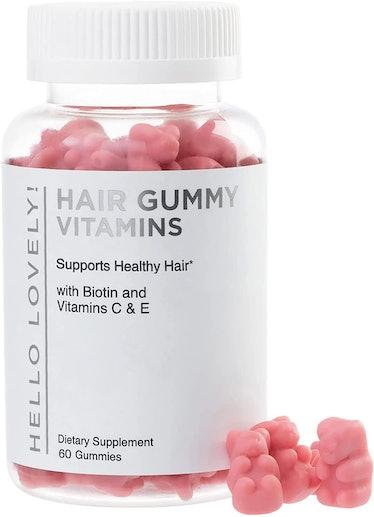 Hello Lovely Hair Vitamins Gummies