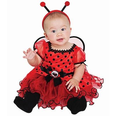 Way To Celebrate Infant Ladybug Costume