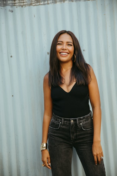 Good American co-founder Emma Grede on building a business with Khloe Kardashian.