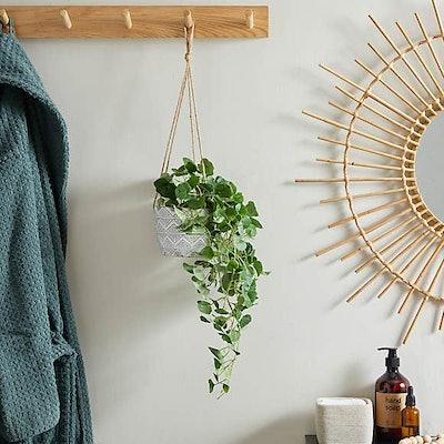 Hanging Plant Geo Pot