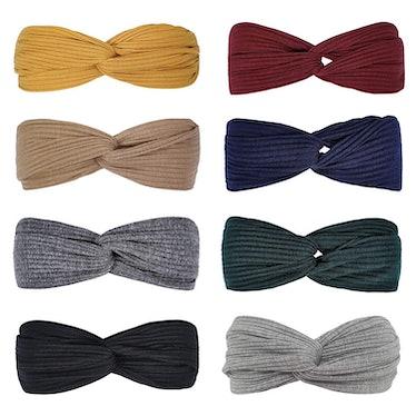 Huachi Headbands (8-Pack)