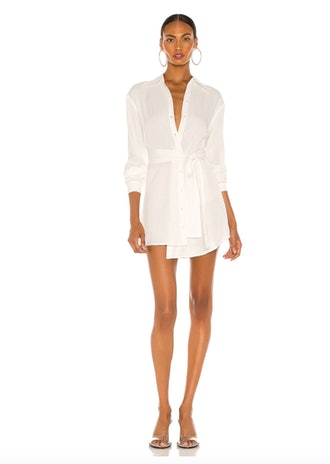 Mirage Shirt Dress