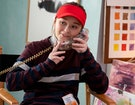 SOPHIE GRACE as KRISTY THOMAS in THE BABY-SITTERS CLUB