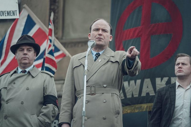 Rory Kinnear as Colin Jordan in 'Ridley Road'.