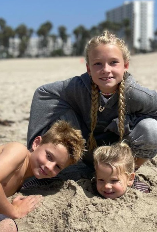 Jessica Simpson has two daughters.