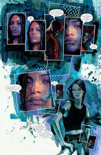 Daredevil Marvel Comics Echo