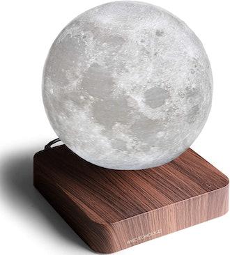Avviso Technologies levitating moon lamp