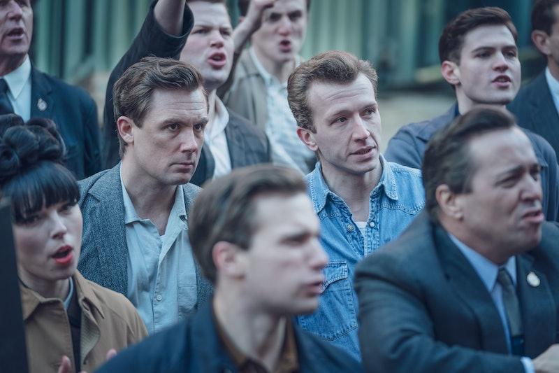 Tom Varey as Jack in 'Ridley Road'