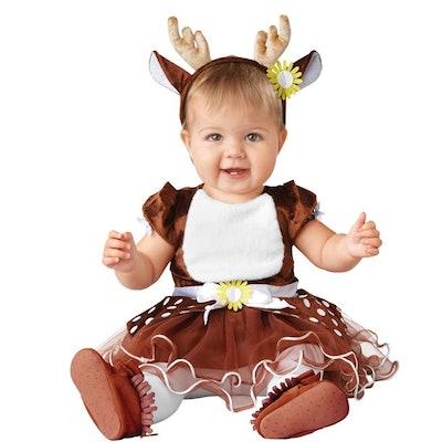 Way To Celebrate Baby Brown Deer Costume