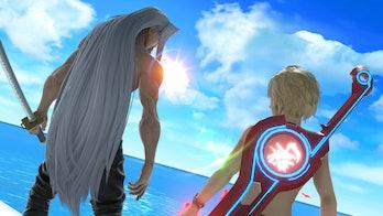 smash ultimate sora sky tease