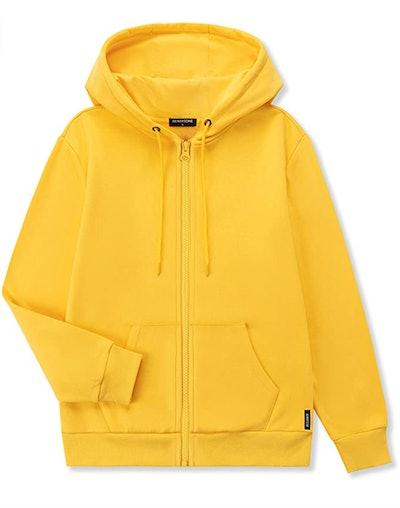 Men's Soft Fleece Hooded Sweatshirt