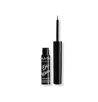 NYX Professional Makeup  Epic Wear Long Lasting Matte Liquid Eyeliner In Sapphire