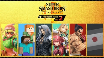 Smash Ultimate Fighter Pass