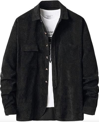 Men's Casual Corduroy Jacket