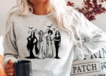 A Halloween sweatshirt is an easy way to celebrate spooky season