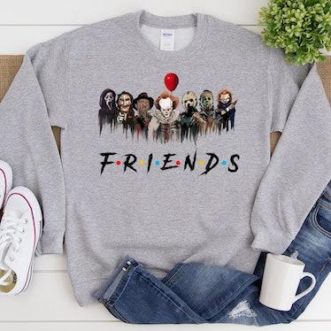 'Friends' Halloween Sweatshirt