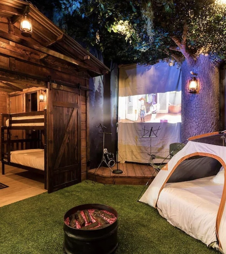 Toy Story themed VRBO you can rent