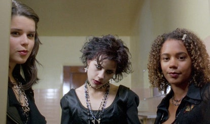 The Craft makes for an easy '90s Halloween costume, especially if you already own a lot of black clo...