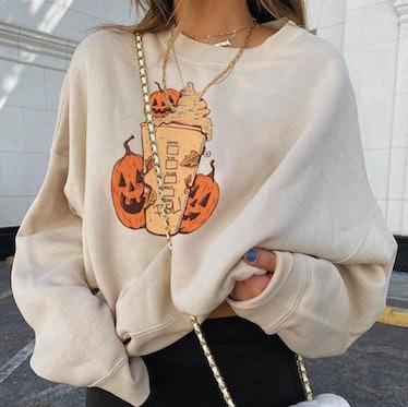 PSL Halloween Sweatshirt