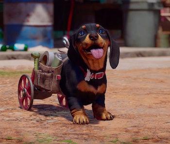 far cry 6 chorizo dog