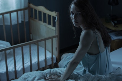 Noomi Rapace as Maria in A24's 'Lamb' (2021). Photo courtesy of A24.